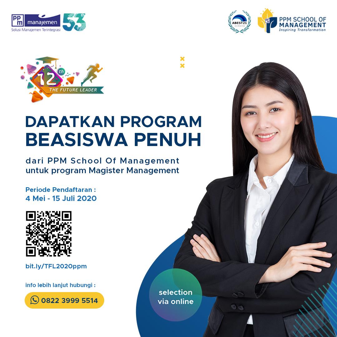 Segera Raih Beasiswa Progam Kuliah Manajemen Bisnis Dari ...